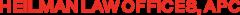 heilman law offices logo
